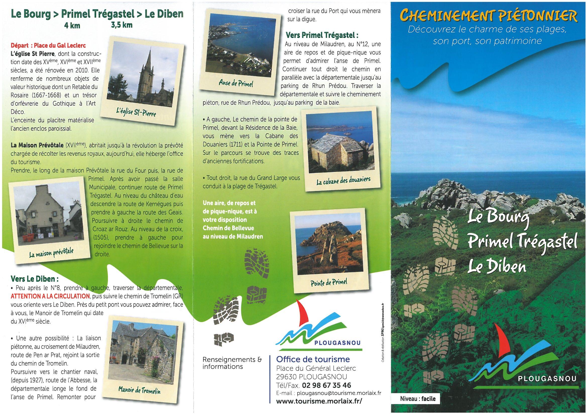 Tourisme commune de plougasnou - Declaration en mairie des meubles de tourisme ...